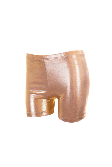 Kylie - Gold - Hot Pants - Unisex