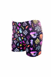 Aqua Party Pants - Hot Pants - Unisex