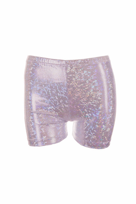 Unicorn - Hologram- Hot Pants - Unisex