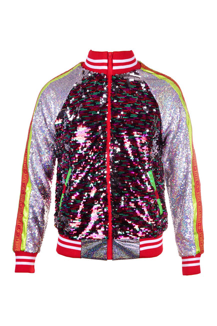 Spangle City - Deluxe Disarray Bomber Jacket