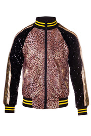 Urban Jungle - Deluxe Disarray Bomber Jacket