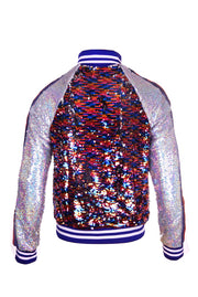 Tinsel Town - Deluxe Disarray Bomber Jacket
