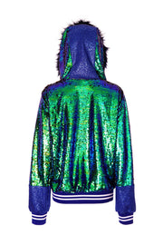 Emerald City - Super Deluxe Sequin Hoody