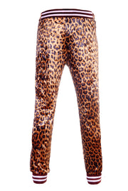 Lux Leopard Print - Jazzy Joggers