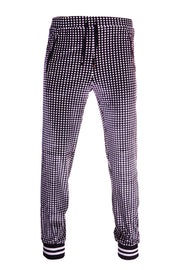 Houndstooth - Jazzy Joggers