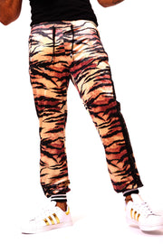 Roarcous - Tiger Print - Jazzy Joggers