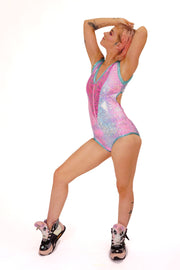 Unicorn Planet - Backless Leotard