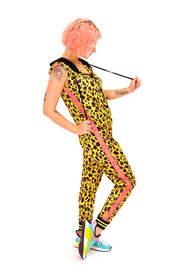Last One! (size L) - Cheeky Cheetah – Jazzy Jumpsuit