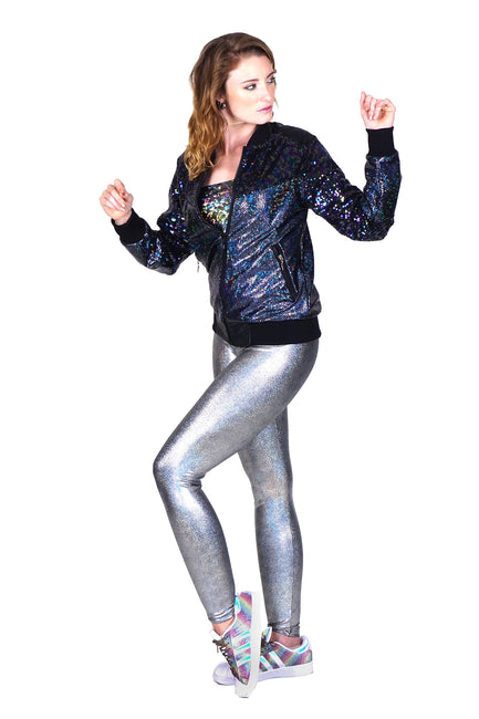 Deep Space Disco - Bomber Jacket