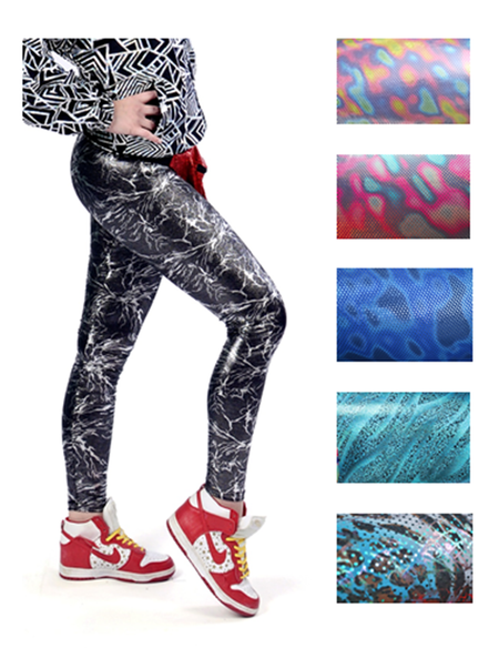 Patterned Leggings - Assorted Prints & Colours