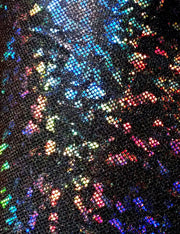 Holographic Assorted Colours - Spandex Leggings