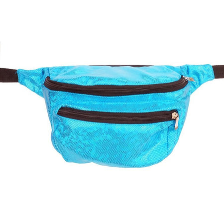 Turquoise Holographic- Bumbag / Fanny Pack