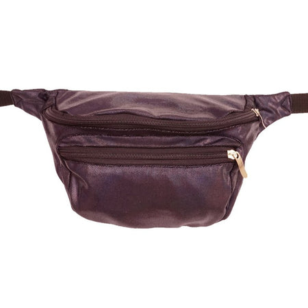 LAST ONE! Black Petrol - Bumbag / Fanny Pack
