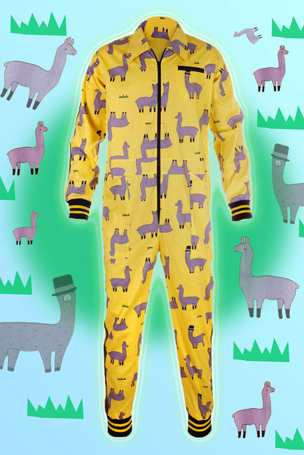Planet Alpaca - Banging Boilersuit - Classic