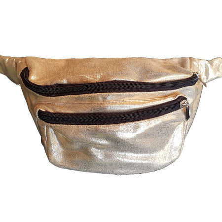 LAST ONE! - Bright Gold - Bumbag / Fanny Pack