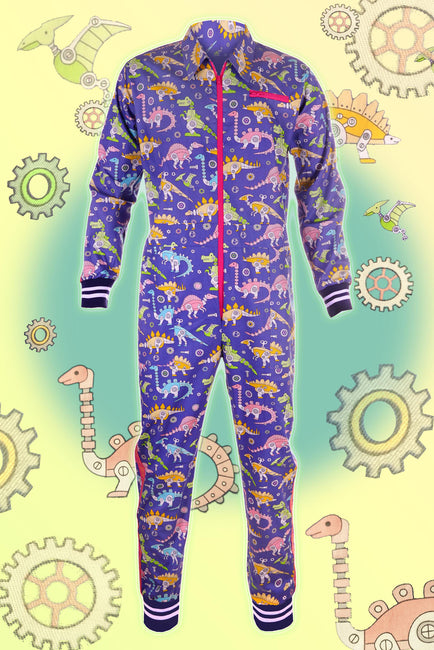 Wind Me Up - Banging Boilersuit - Classic