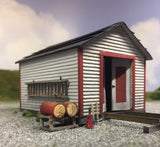 WM Standard Toolhouse / Speeder Shed in HO