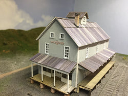 N Scale kit The Mill is now in stock as the Medford General Store by RsLaser