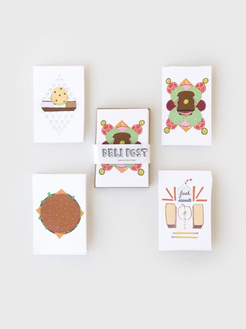 Deli Mandala Stationery