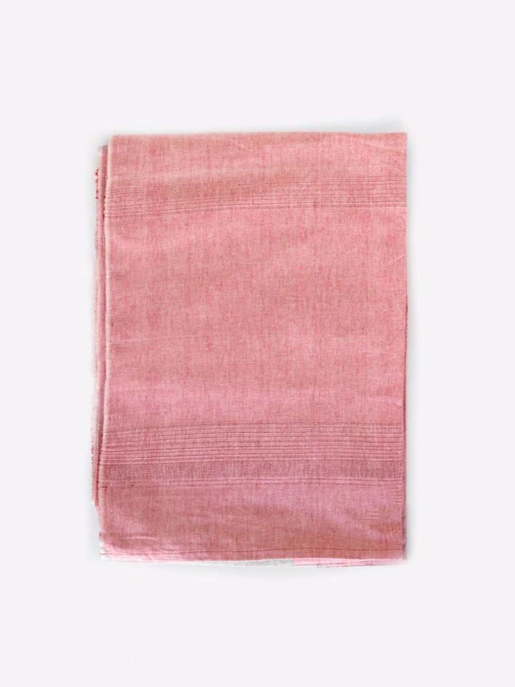 Handwoven Tablecloth in Red