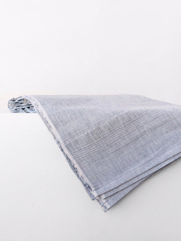 Tablecloth in Grey Blue