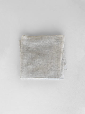 Cashmere Scarf Heather Grey