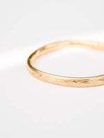 Vintage Baby Bangle with Elegant Etching