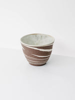 Medium Pot in Mixed Clay