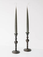 Metal Candlestick Holder
