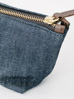 Small Mara Utility Bag in Denim