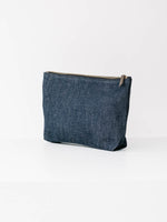 Large Mara Utility Bag in Denim