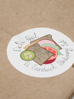 Deli Post Stationery Set