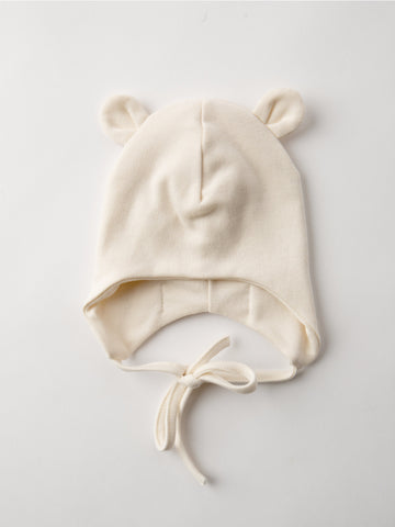 Organic Cotton Baby Pilot Hat By Fog Linen