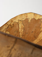 Spalted Maple Oval Bowl, Large
