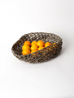 Korean Frou Frou Basket In Mixed Color