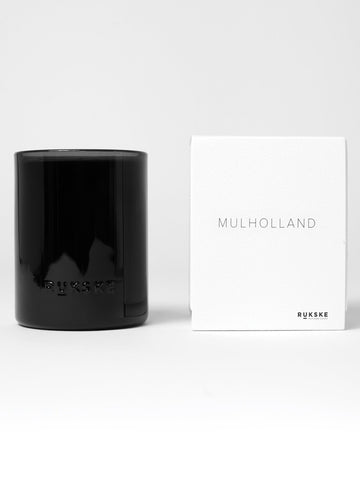 Mulholland Candle by Rukske