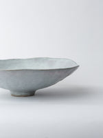 Pearl Shell Ceramic Bowl