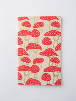 Journal in Red Mushrooms