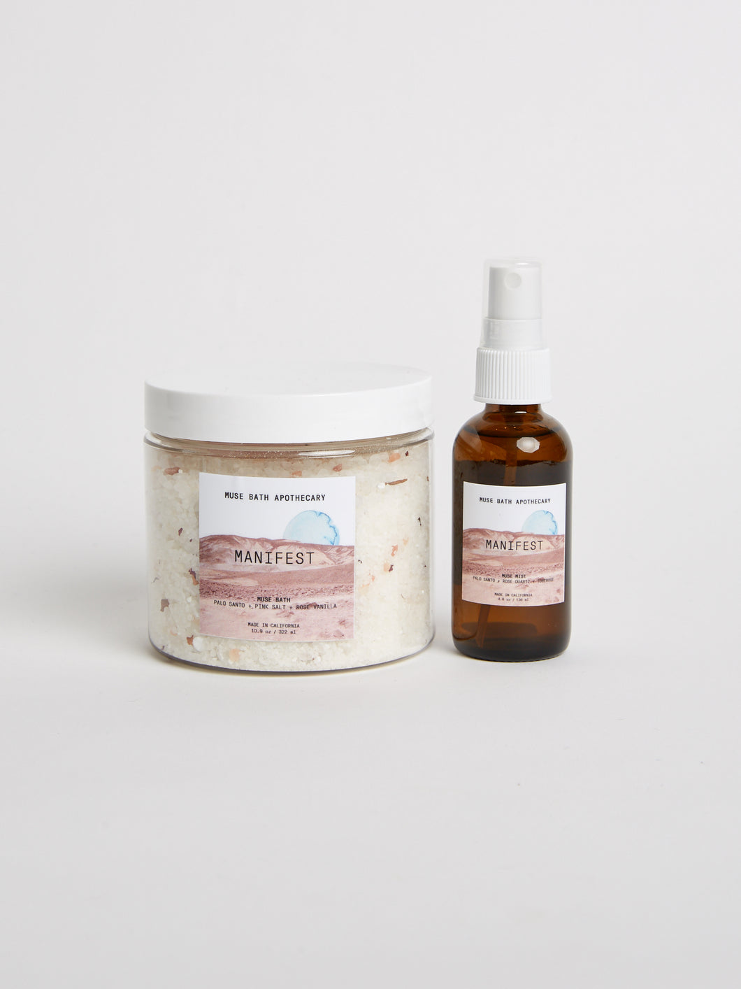 Muse Manifest Bath Salt
