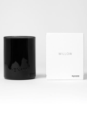 Willow Candle by Rukske