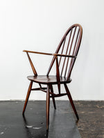 Mid-Century Walnut His Chair