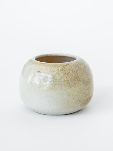 Short Medium Sand Bud Vase