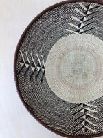 Medium Hand-Woven Tonga Basket