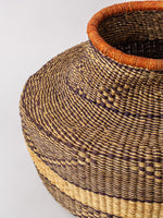 Grass Basket From Ghana