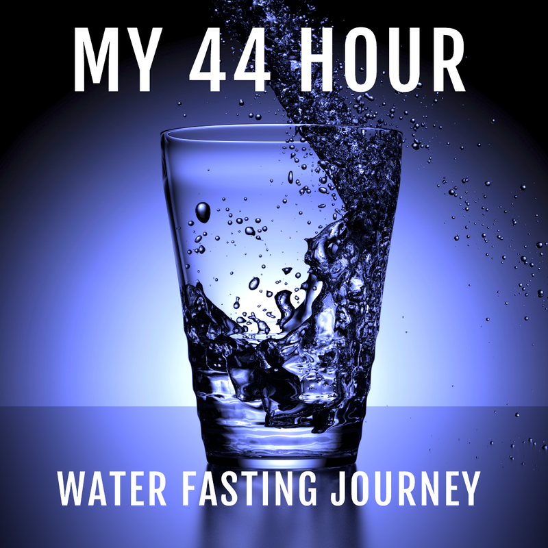 Our Founder's Water Fasting Journey
