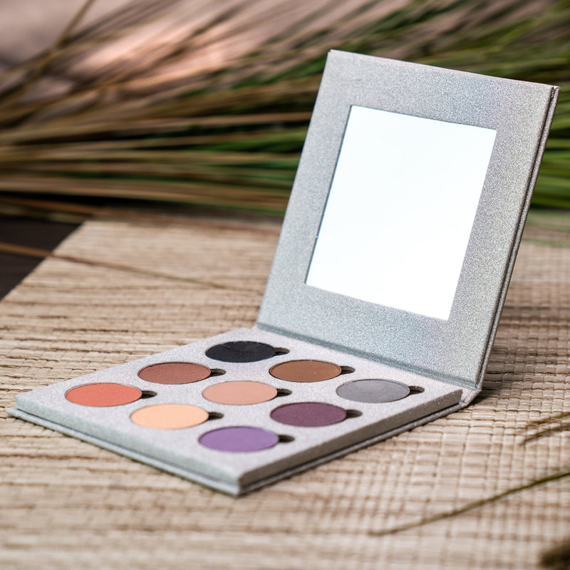 Create Your Own BaeBlu Eyeshadow Palette!