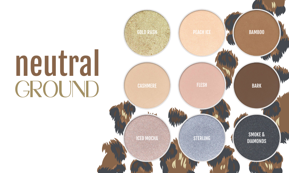 baeblu eyeshadow palette neutral ground