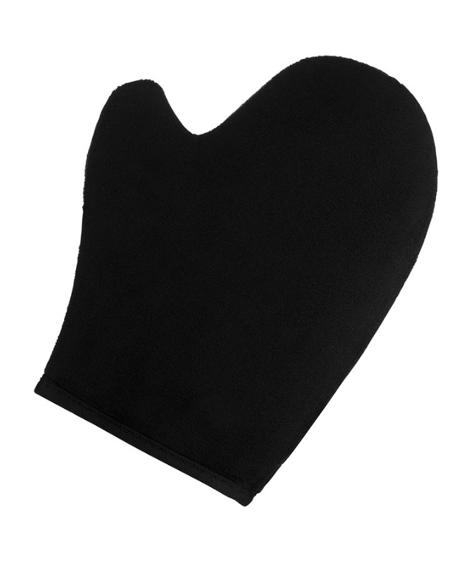 Luxurious Velvet Tanning Mitt