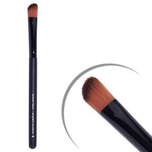 UltraPlush Professional Vegan Brush,  Angled Sculptor