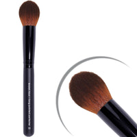 UltraPlush Professional Vegan Brush,  Long Pointed Perfector